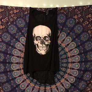 💀 Torrid Skull Tank Top 💀
